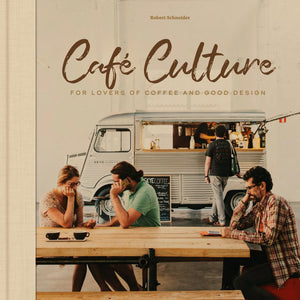 Cafe Culture Hard Cover