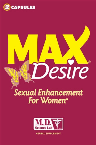 Max Desire Female Enhancement 2 Pack