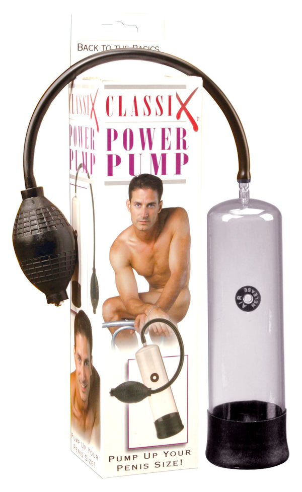 Pipedream Products Classix Power Pump Penis Enhancer