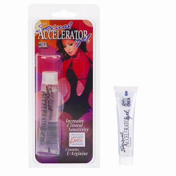 Sexual Accelerator Gel formerly Tera Patrick line 5 OZ/15 ML