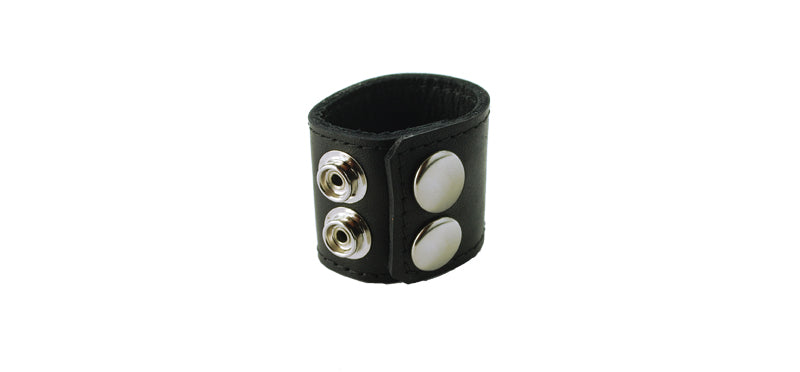 Spartacus Leathers Cock Gear Ball Stretchers 1.5 Inches