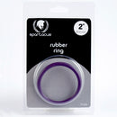 2IN SOFT RING PURPLE