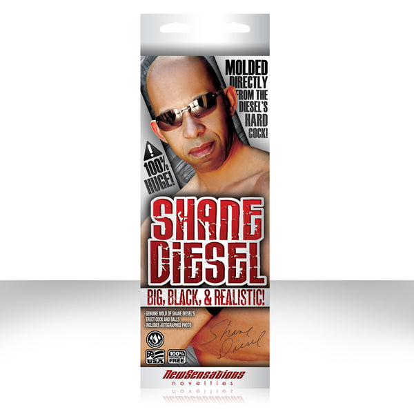 NS Novelties Shane Diesel Realistic Dildo with Suction Cup