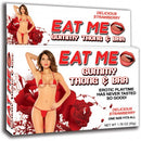 Eat Me Gummy Thong and Bra Strawberry flavor