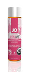 JO ORGANIC LUBRICANT STRAWBERRY 4OZ