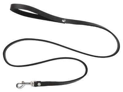 Spartacus Leathers collar and leashes 4' Leather Leash