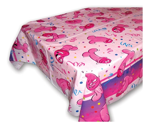 Bachelorette Pecker Table Cover