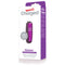 SCREAMING O CHARGED VOOOM RECHARGEABLE BULLET VIBE PURPLE