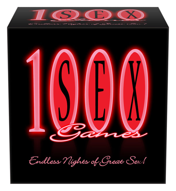 1000 Sex Games Adult Game