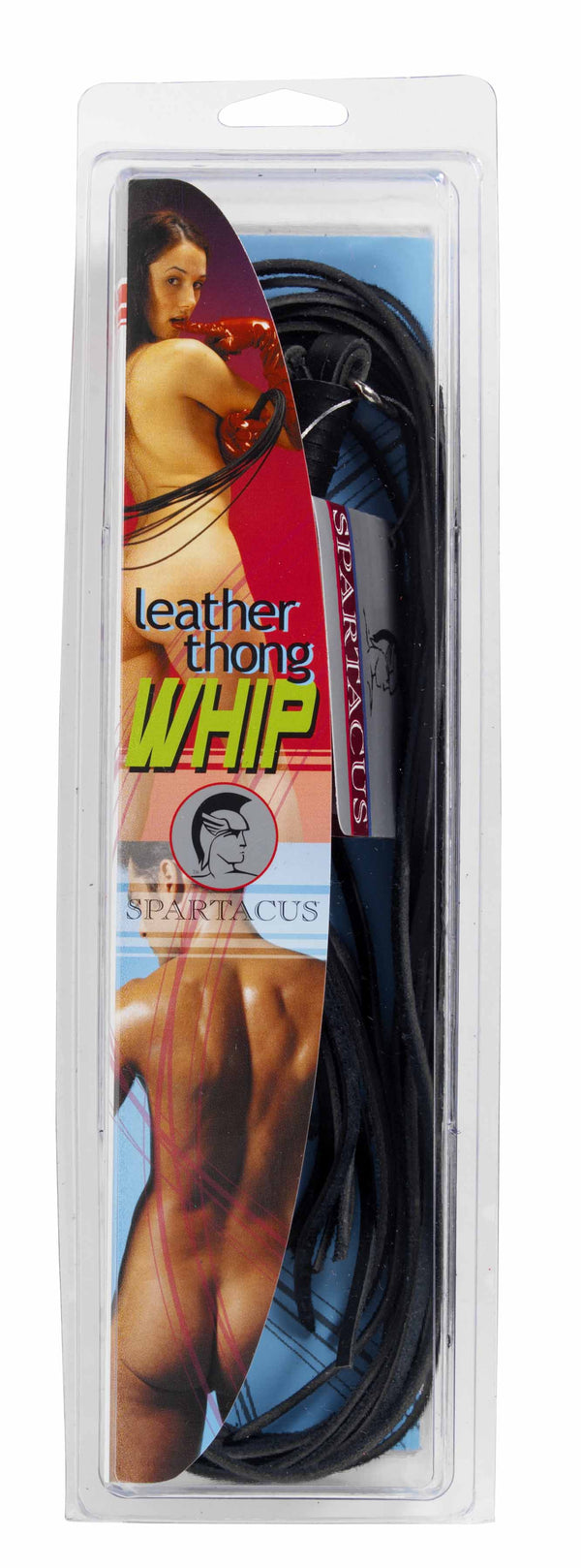 LEATHER 20IN THONG WHIP