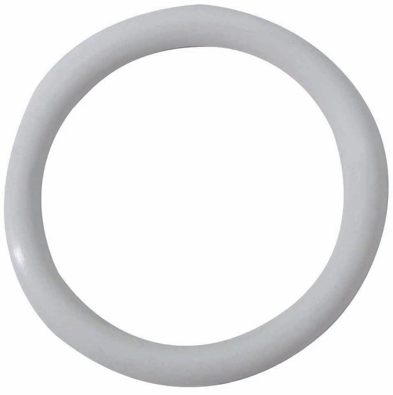 1.5IN WHITE RUBBER RING