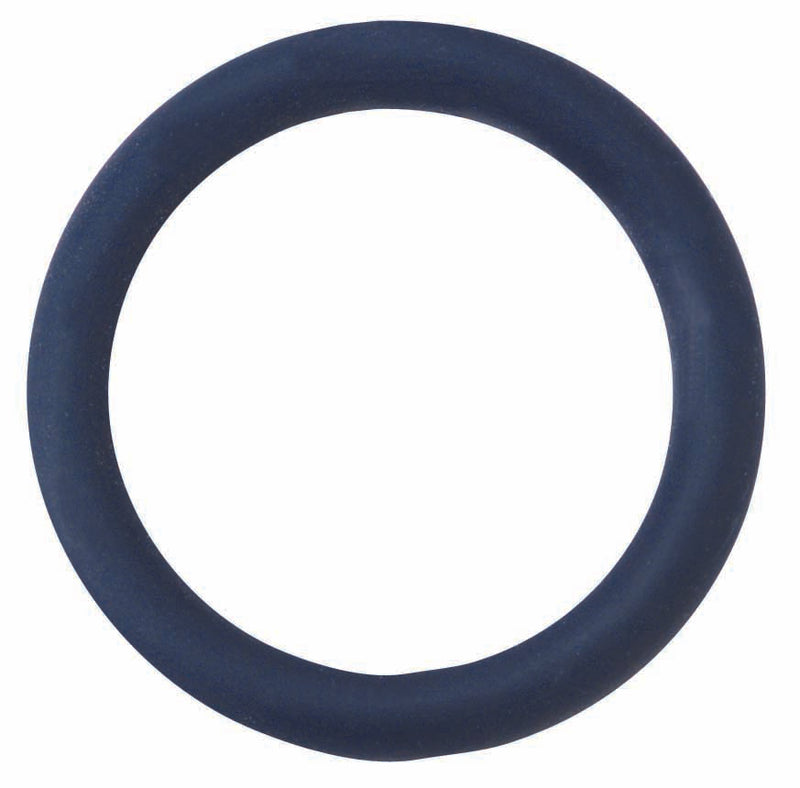 "1.25"" Soft Rubber Cock Rings Blue"