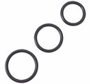 BLACK STEEL C RING SET