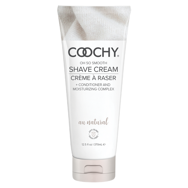 Coochy Rash Free Shave Cream AU Natural 12.5 Oz