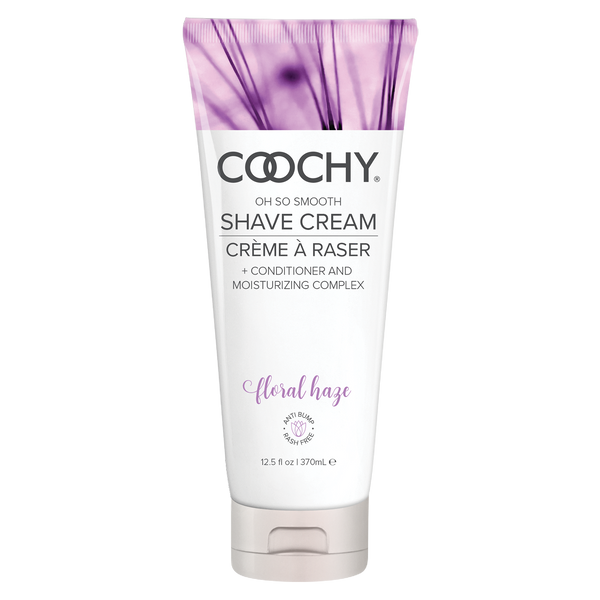 Coochy Shave Cream new Fragrance Floral Haze 12.5 Oz
