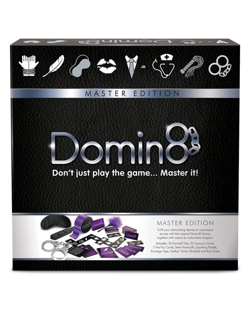 Domin8 Master Edition Game