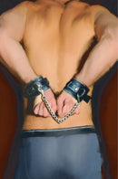 Sportsheets Edge Leather Wrist Restraints
