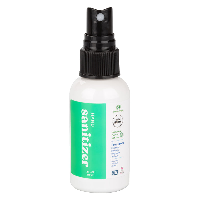 Hand Sanitizer Sprayer - 2 Fl. oz./ 60 ml