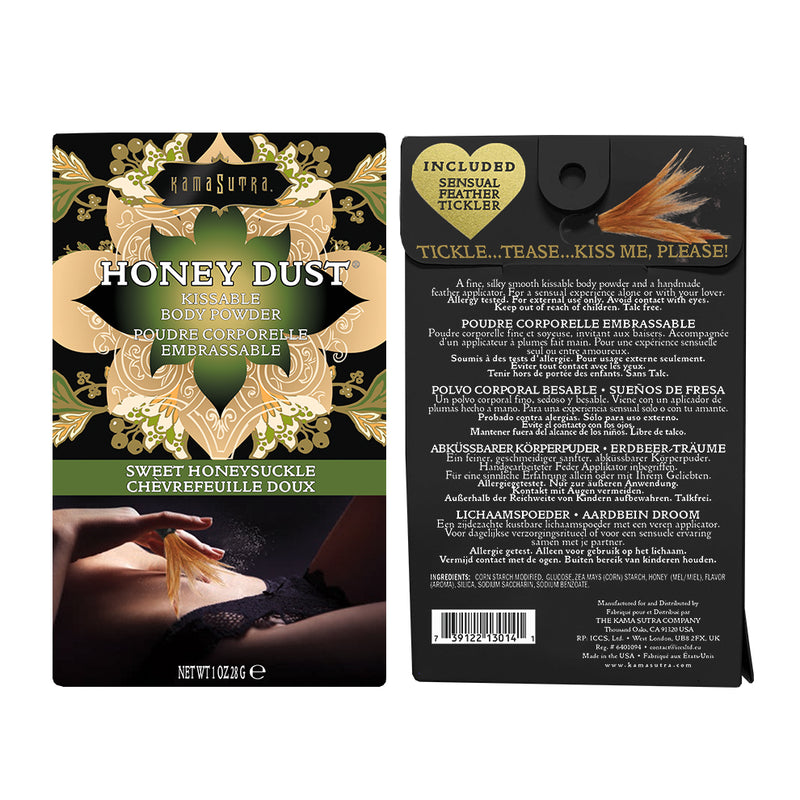 Kama Sutra Honey Dust Honeysuckle 1 Oz
