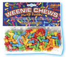 Weenie Chews Penis Shaped Candy 125 pcs