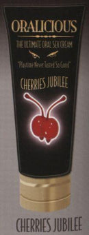 Oralicious the Ultimate Oral Sex Cream Cherries Jubilee