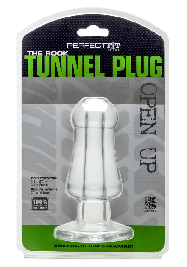 Rock Tunnel Plug Clear