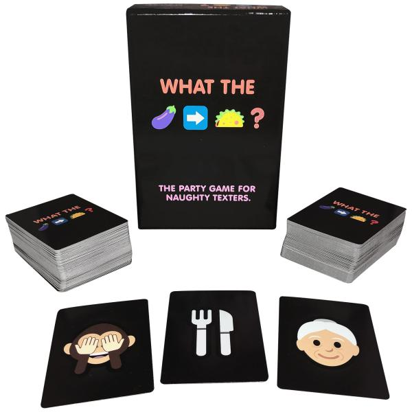 What The F*ck Eggplant To Taco Game from Kheper Games