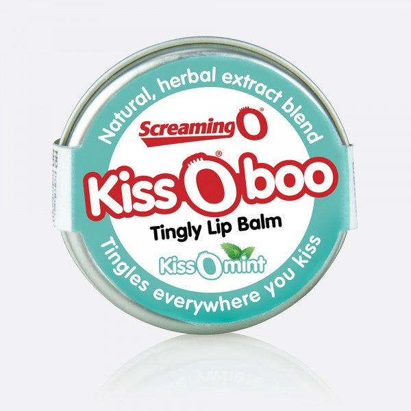 The Screaming O KissOboo Tingly Lip Balm