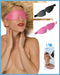 Kinklab Black Padded Blindfold
