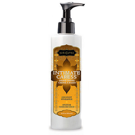 INTIMATE CARESS COCONUT PINEAPPLE SHAVE CREAM
