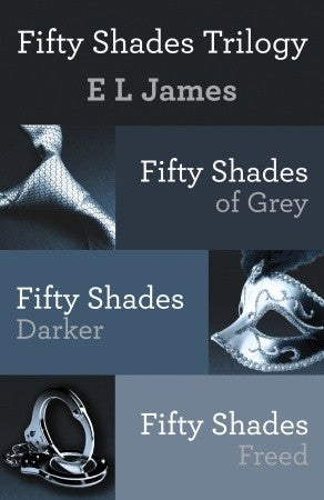 FIFTY SHADES 3PC BOX SET (NET)