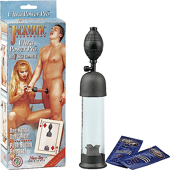 Jackmatic Pump Small Ultra Pro 7 inches