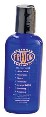 Frixion Ultimate Lubricant with Aloe 2 Oz