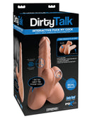 PDX Male Dirty Talk F*ck My Cock Interactive Masturbator from Pipedream Products