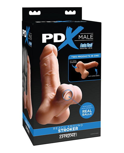 PDX Male Reach Around Stroker from Pipedream Products