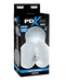 PDX Male Blow And Go Mega Stroker Clear