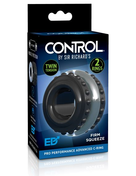 Sir Richard's Control Pro Performance Advanced C-Ring Clear