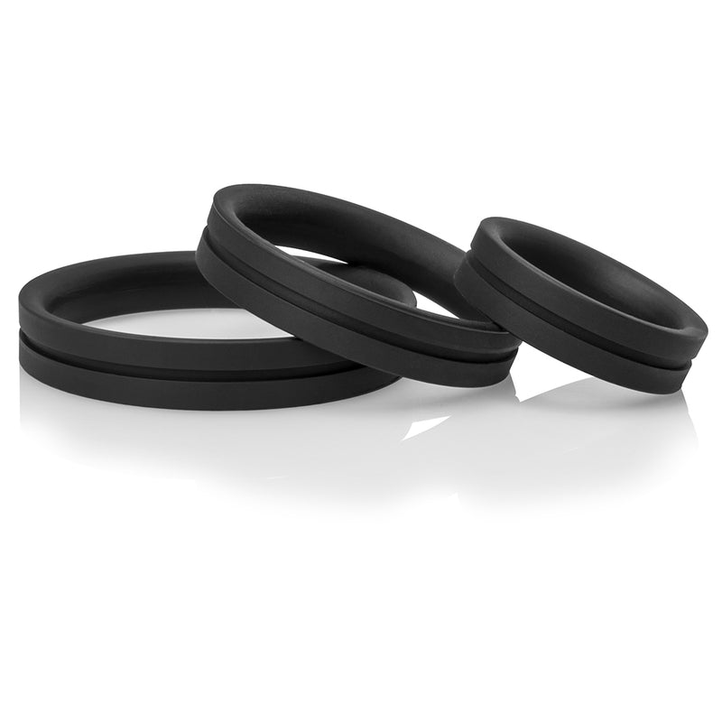 SCREAMING O RING O PRO X 3 BLACK