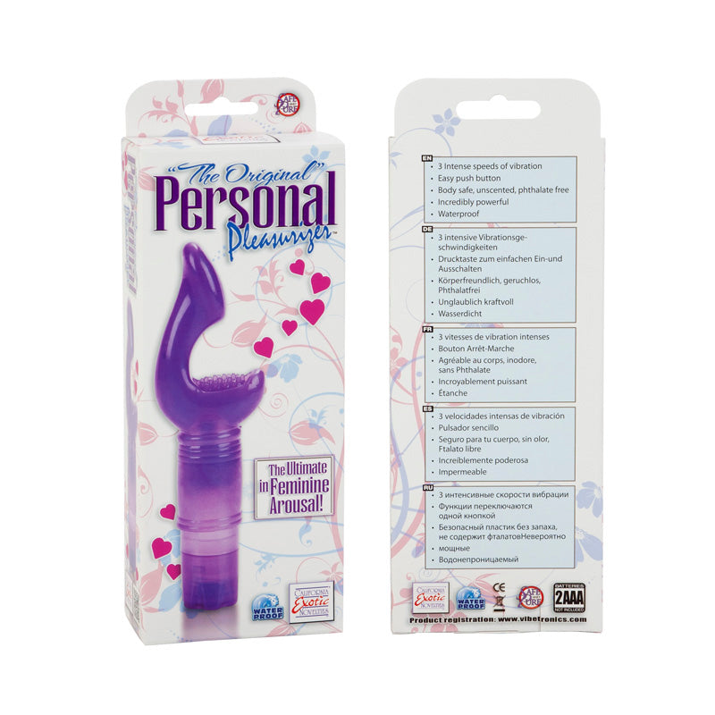 ORIGINAL PERSONAL PLEASURIZER PURPLE