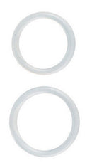 SILICONE RINGS LRG/ XL