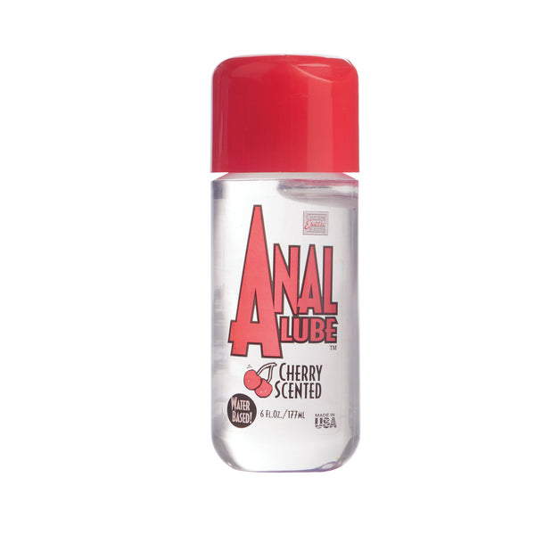 Anal Lube Cherry Scented 6 Oz