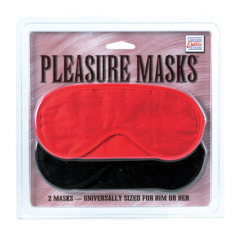 PLEASURE MASKS 2 PER PACK