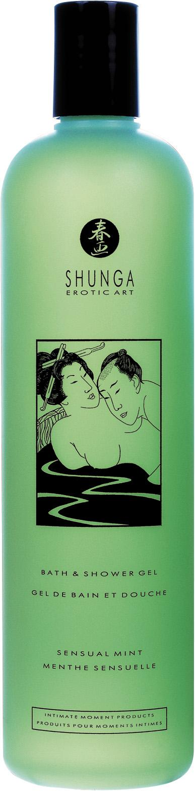 SHOWER GEL SENSUAL MINT
