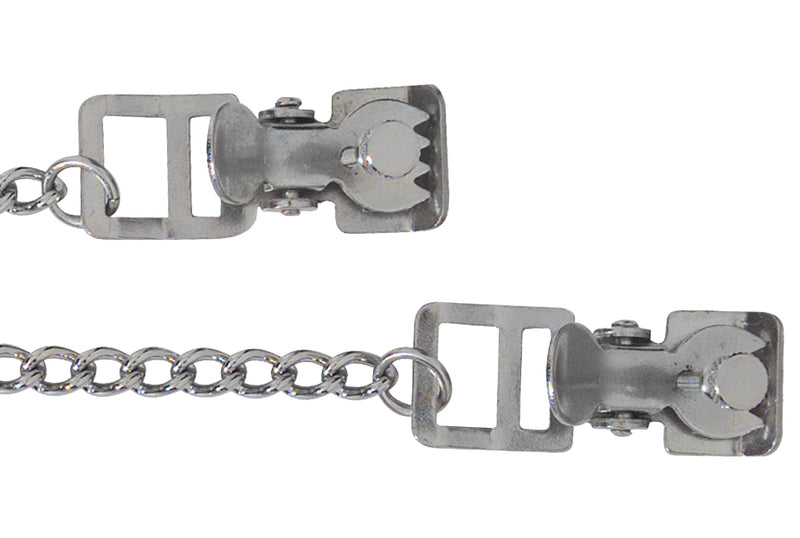 Extremeline Teeth Clamps Adjustable Nipple Clamps with Toothy Tips