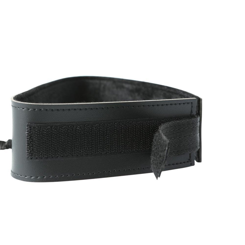 Sportsheets Sex and Mischief Black Leash & Collar