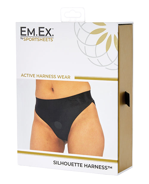 Sportsheets Em Ex Silhouette Harness Ladies Plus size 2X