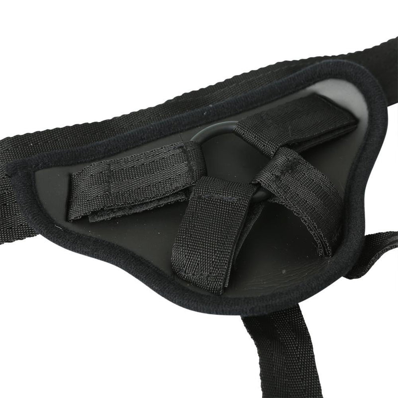 Sportsheets Sex and Mischief Entry Level Strap On Black