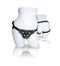 Sportsheets Latigo Leather Harness Strap On