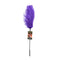 Ostrich Feather Tickler Purple