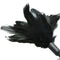 Starburst Tickler Feather Black